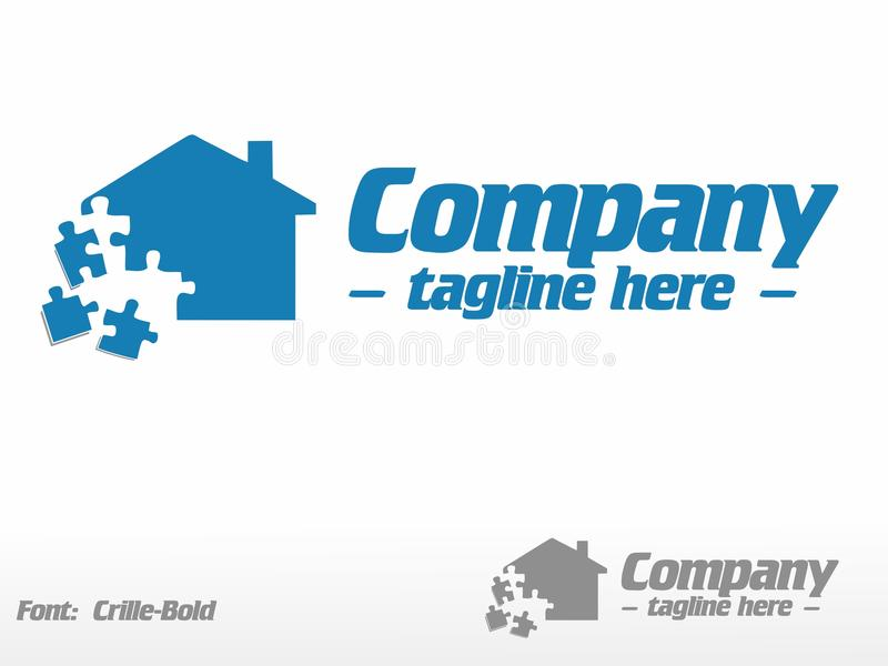 Real estate. Logo Please look at my other logos vector illustration
