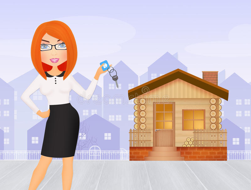 Real Estate Funny Stock Illustrations – 960 Real Estate
