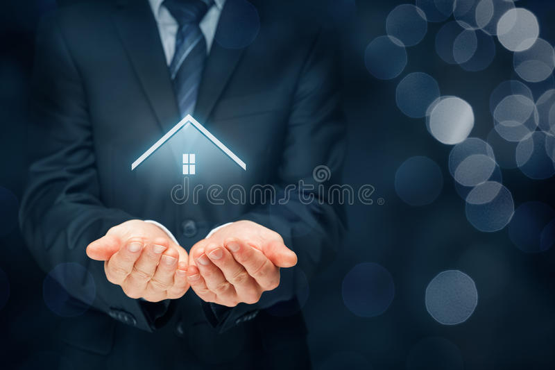 Real estate agent stock images