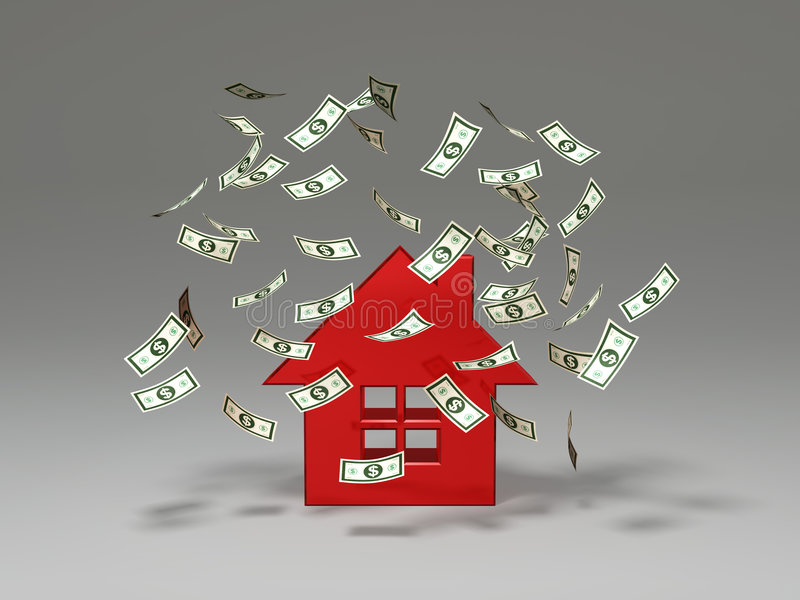 Download Real estate and business stock illustration. Image of expectation - 4284518