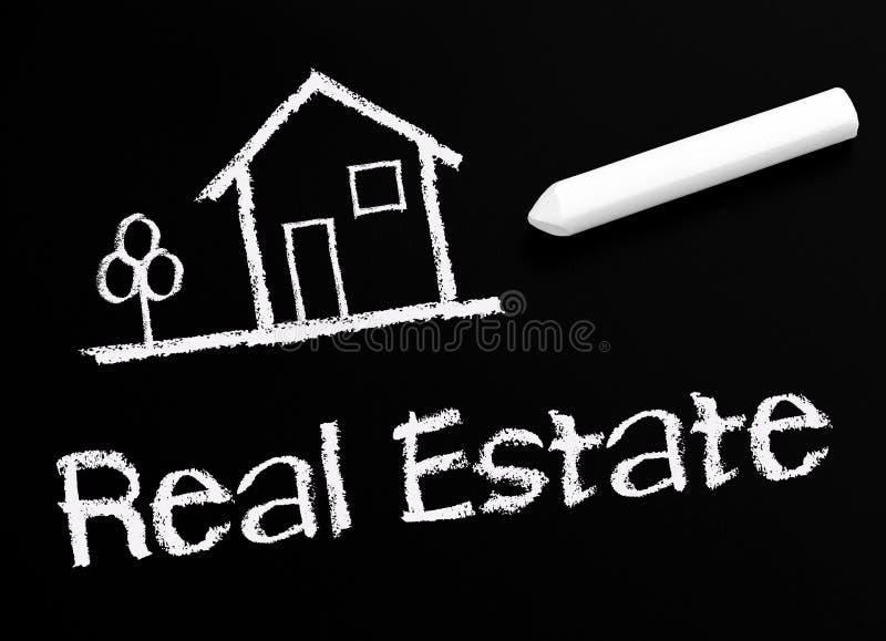 Real estate concept stock photo