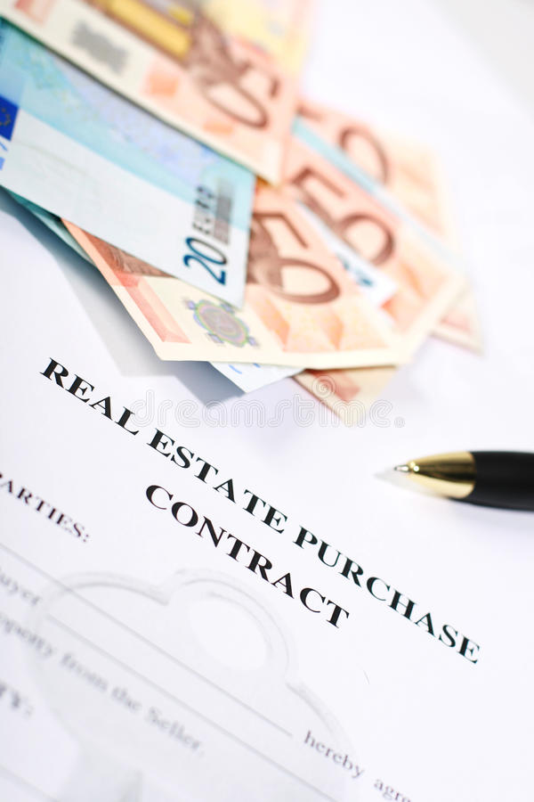 Free Real Estate Concept. Stock Images - 22497254