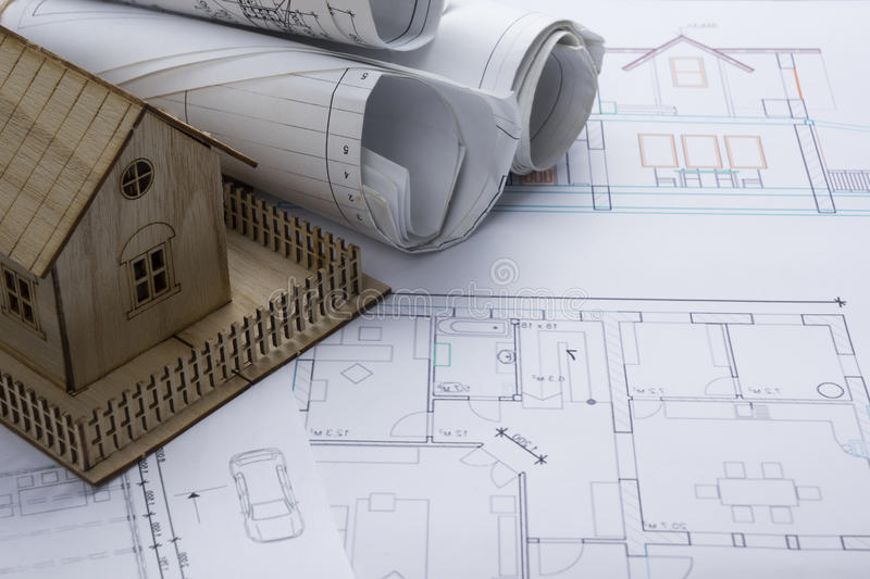 Real estate concept architect workplace architectural project download real estate concept architect workplace architectural project blueprints blueprint rolls and malvernweather Choice Image