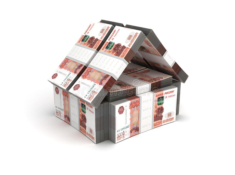 Download Real Estate Concept Ruble Stock Image - Image: 34472031