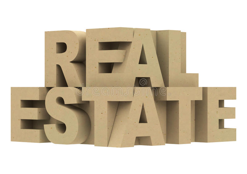 Download Real estate stock illustration. Image of housing, property - 43437158