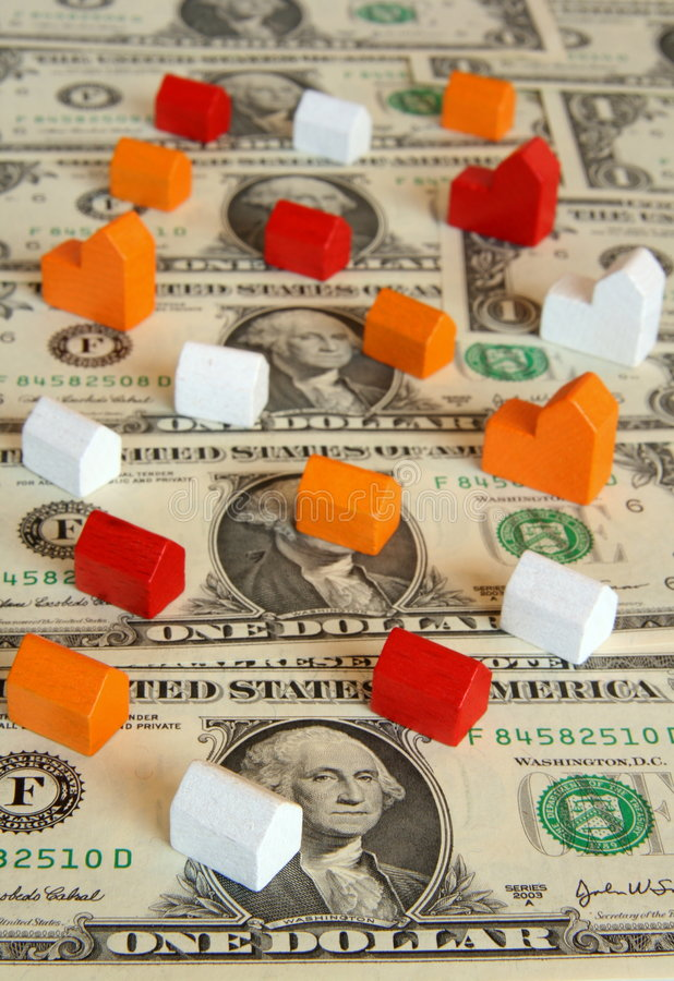 Download Real Estate Economy Royalty Free Stock Photography - Image: 8079517