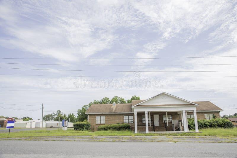 Real Estate egenskap f?r arrende fotografering för bildbyråer