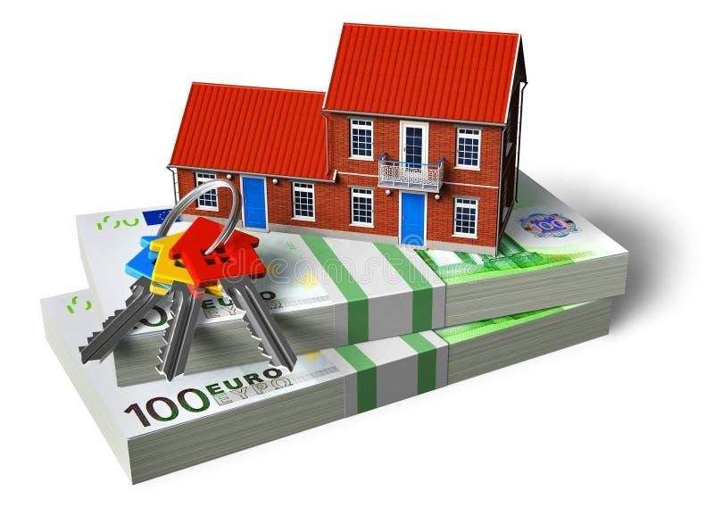 Download Real Estate Financial Concept Stock Illustration - Image: 19818825