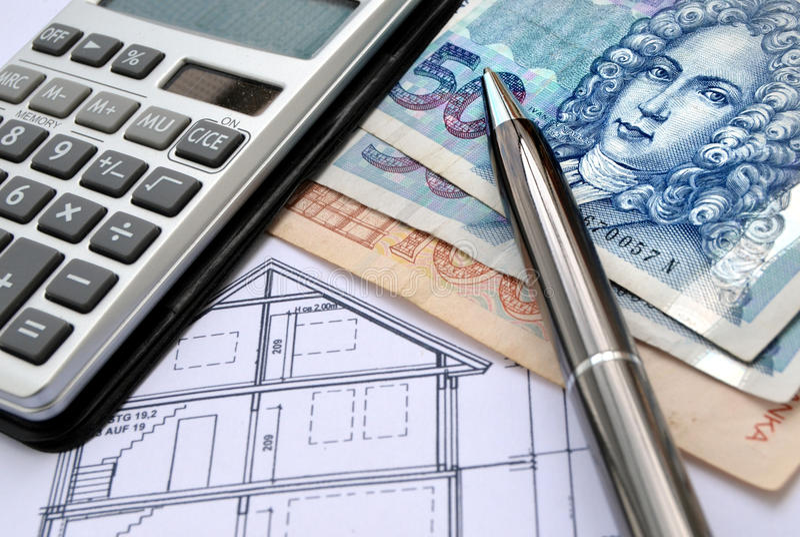 Real Estate finansowanie w Chorwacja zdjęcia royalty free