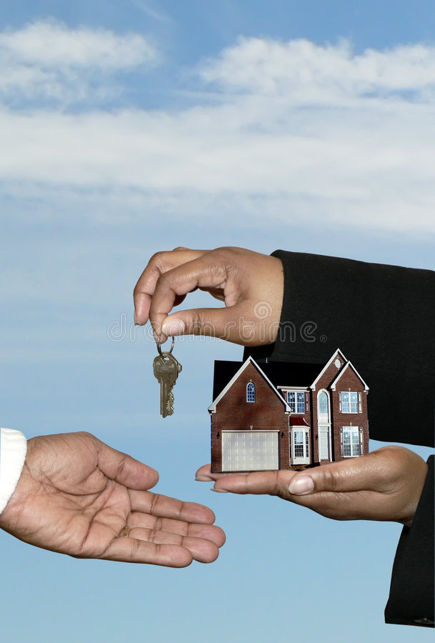 Download Real estate - home sale 3 stock image. Image of estate - 1901937