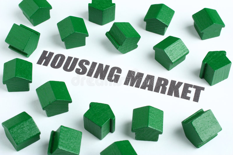 Download Real Estate Housing Market Collapse Stock Image - Image: 8130795