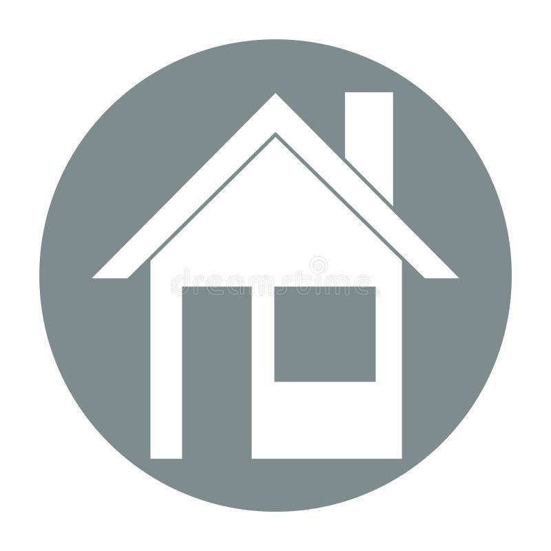 Download Real Estate-Ikonen vektor abbildung. Illustration von garage - 90230148