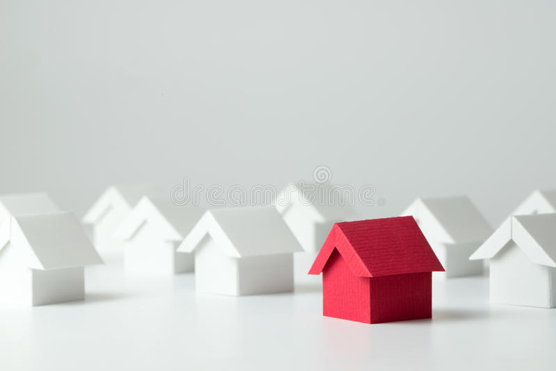 Real estate industry royalty free stock photo
