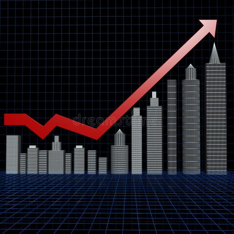 Download Real Estate Investment Chart Stock Illustration - Image: 8879317