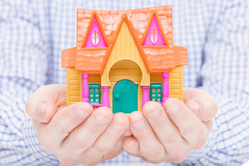 Real estate, loans, housing and all things related royalty free stock photo