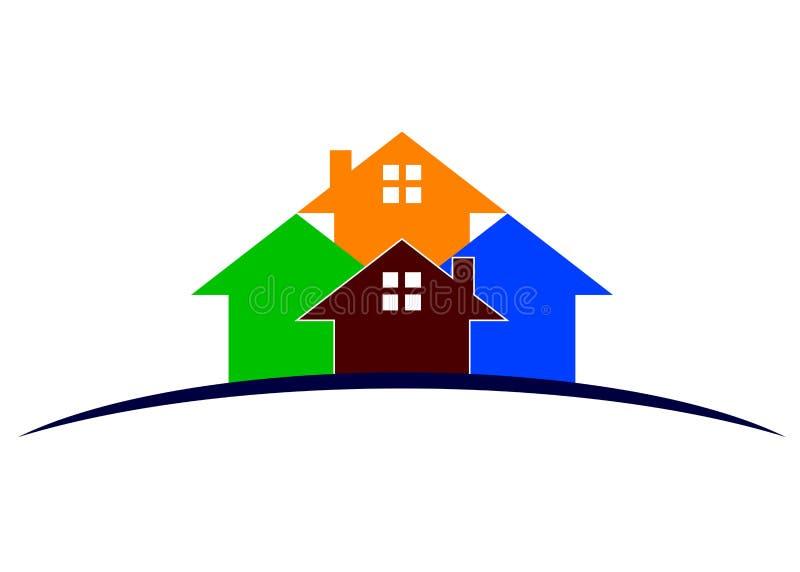 Download Real estate logo stock vector. Illustration of city, modern - 22598822