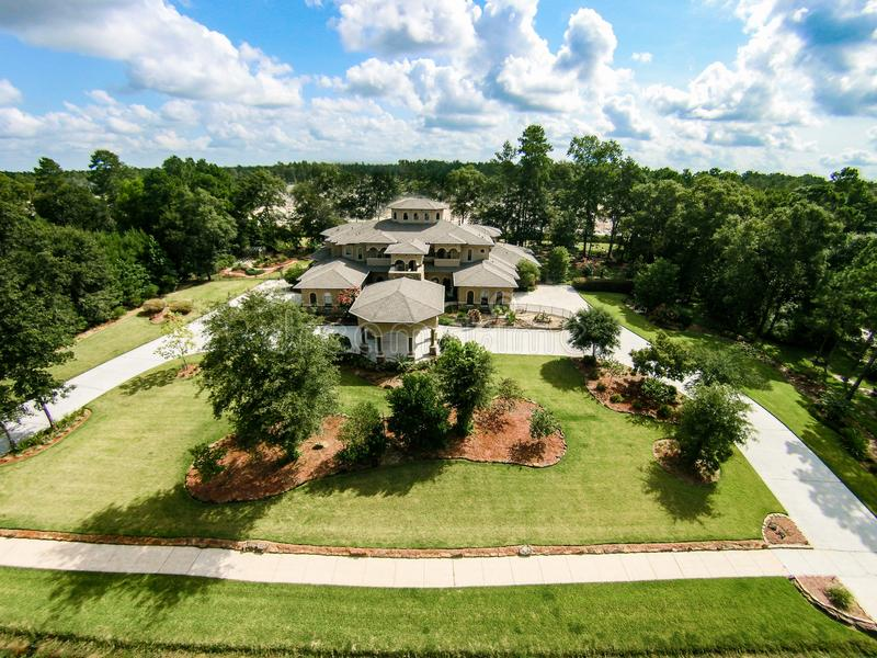 Real Estate Photography of Homes For Sale in Texas. Lovely homes for sale in the area and the photos to go along with them. These are real estate photos of homes stock image