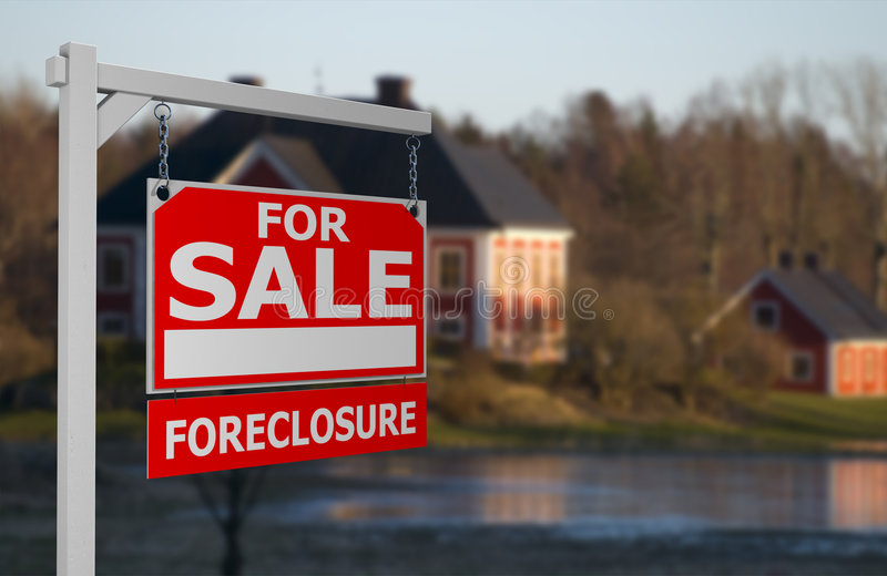 Real estate sign royalty free stock photography