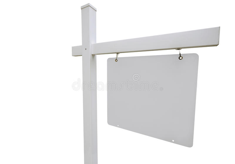 Download Real Estate Sign stock image. Image of blank, real, house - 9935253