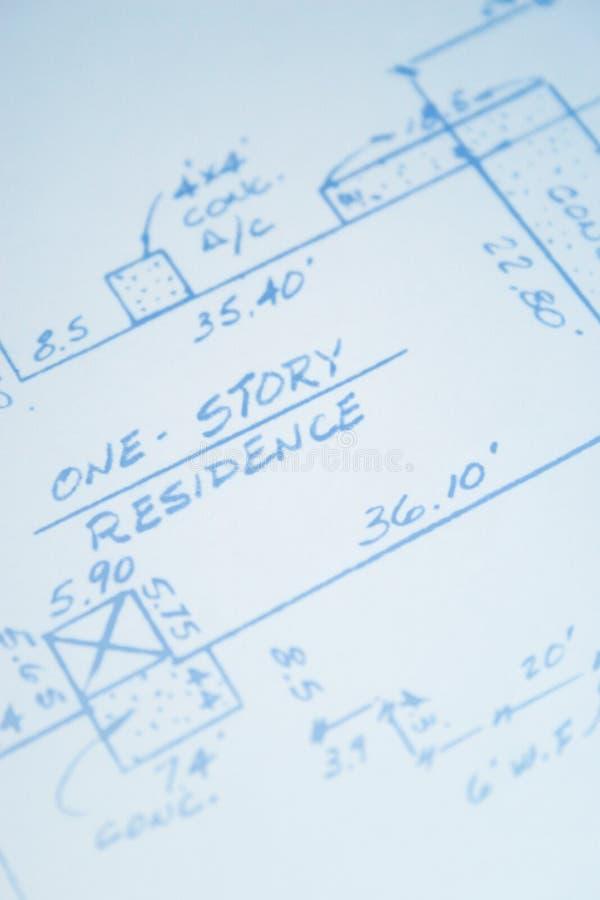 Real Estate Survey stock photo