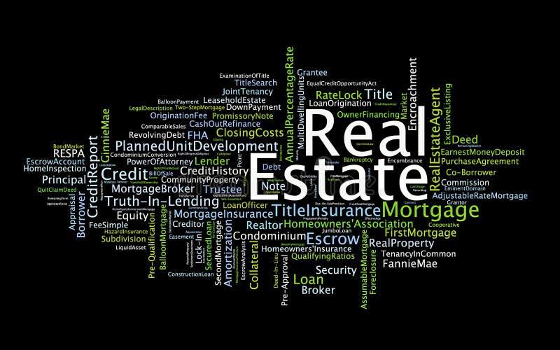 Real Estate Transaction vector illustration