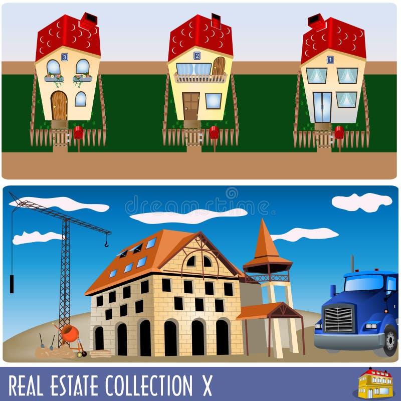 Real Estates 10 Stock Image