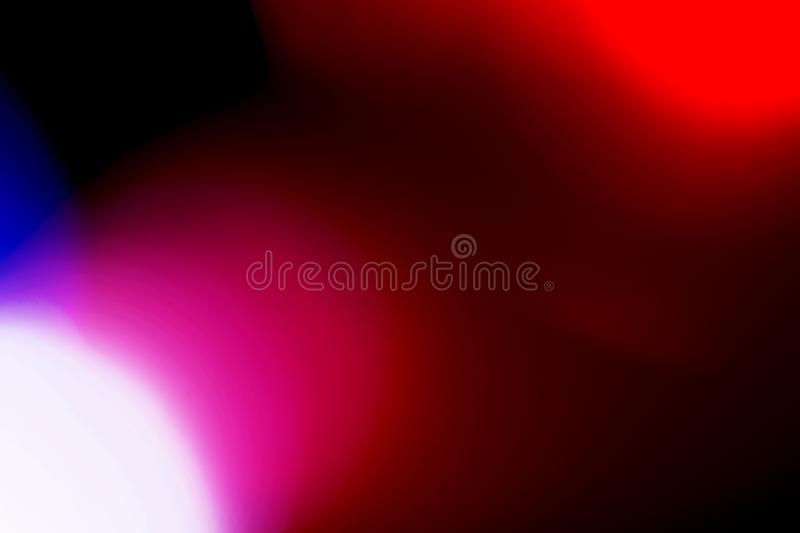 Real light leaks royalty free stock photography
