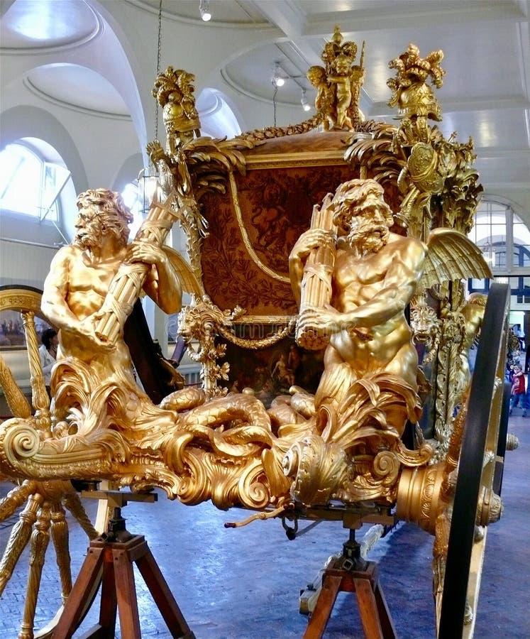 Real maúlla, el Buckingham Palace imagen de archivo