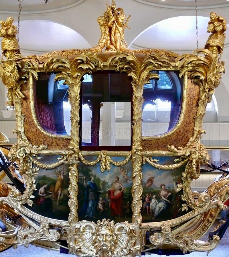 Real maúlla, el Buckingham Palace imagenes de archivo