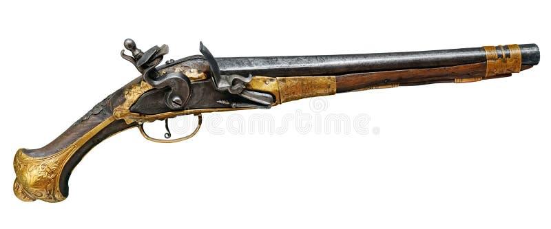 Real pistol XVII th