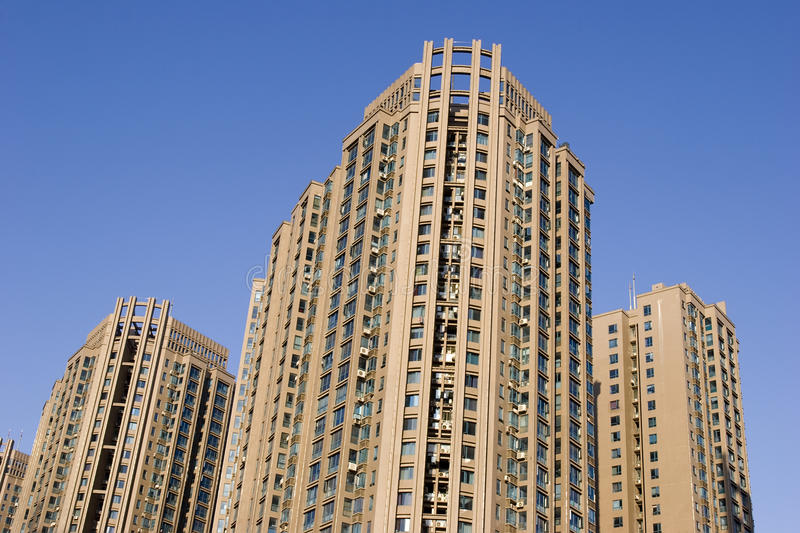 Download Real property in China stock photo. Image of wuhan, building - 26978474