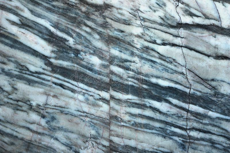 Real texture of marble in quarry stock image