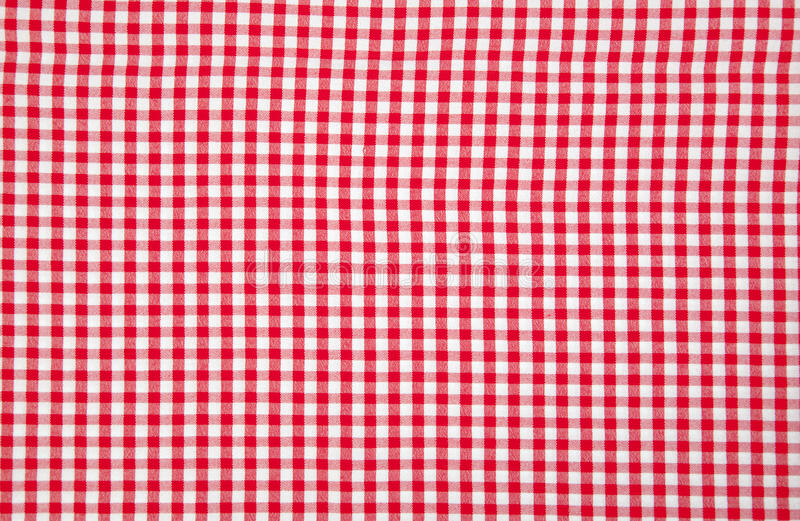 Download Real White And Red Tablecloth Stock Image - Image of checkered, plaid: 21135231