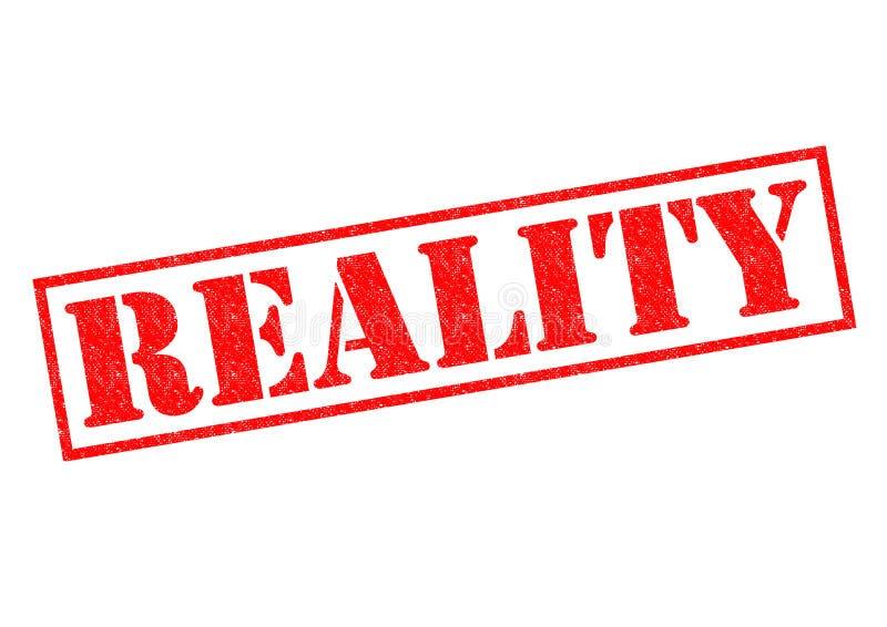 realidad stock de ilustración