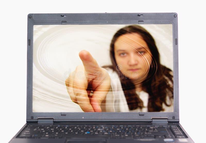 Realidad virtual imágenes de archivo libres de regalías