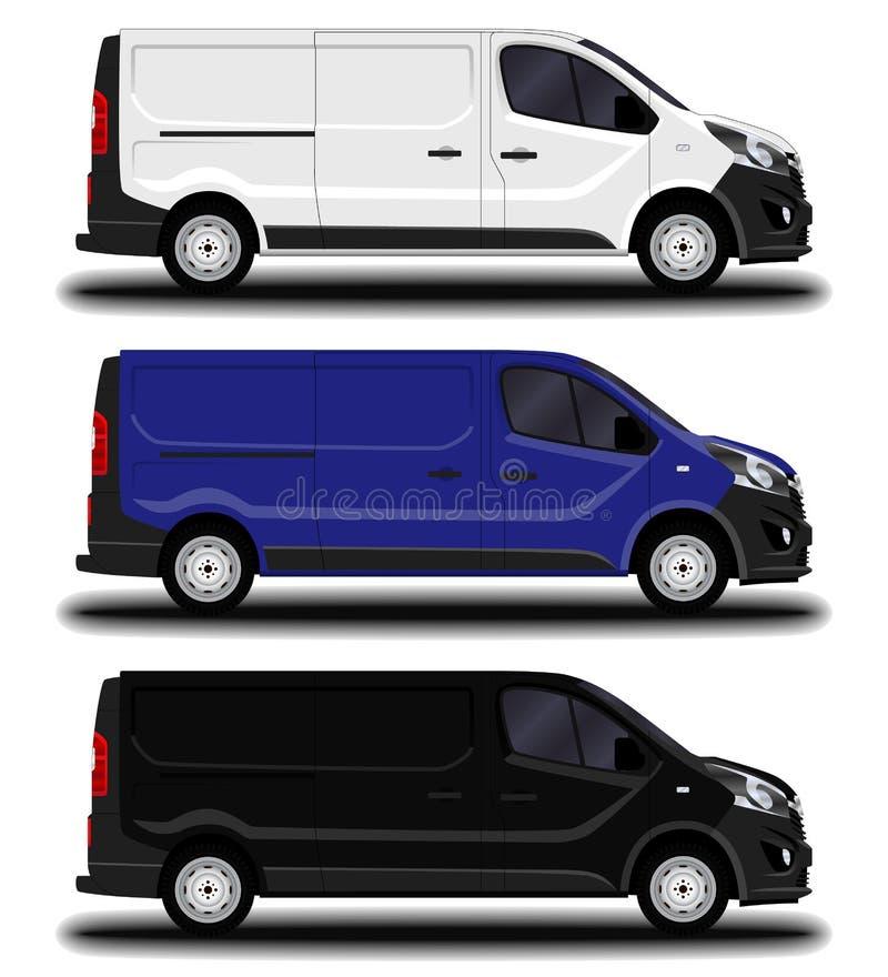 Box Vans Stock Illustrations – 86 Box Vans Stock