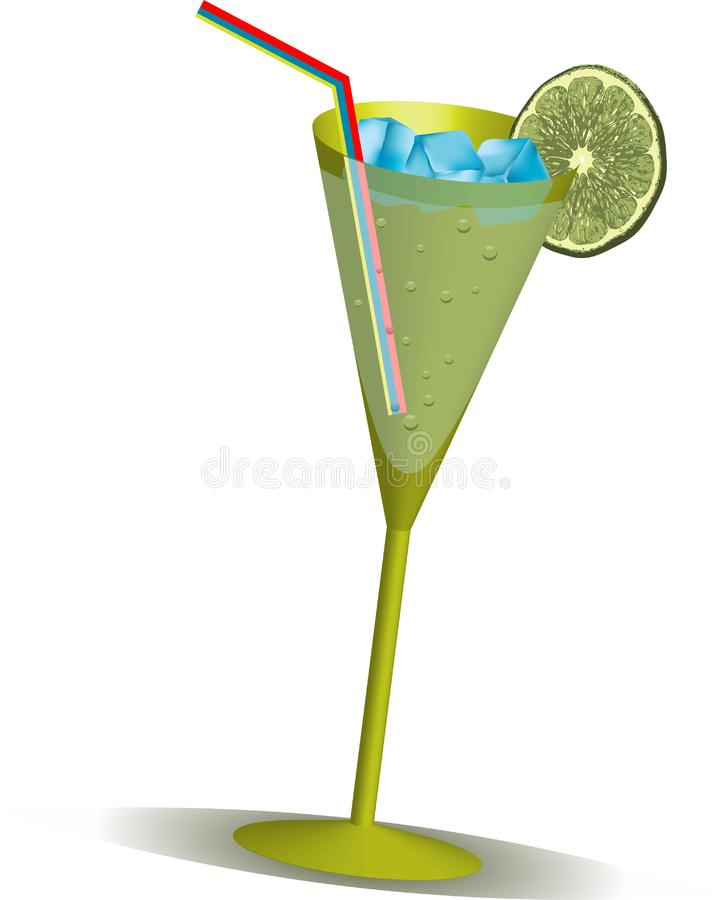 Download Realistic cocktail stock vector. Illustration of carefree - 5750690