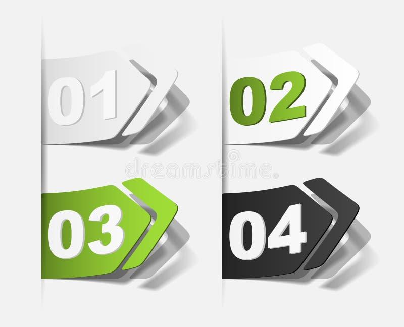 Download Realistic design elements stock vector. Image of empty - 26619420