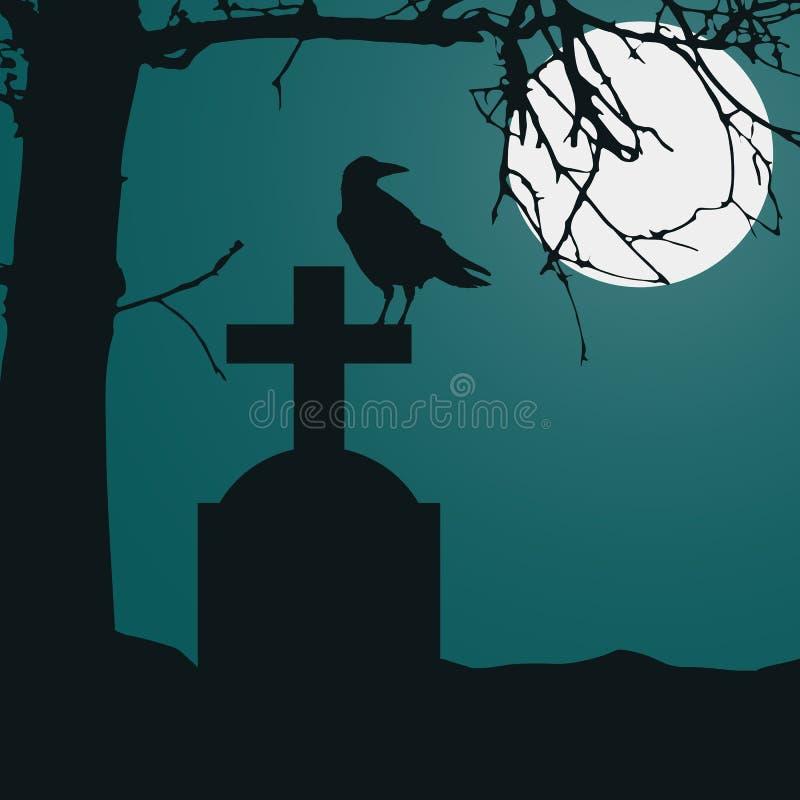 Animal World Raven Crow Moon Night Sky Silhoutte Toddler T Shirt