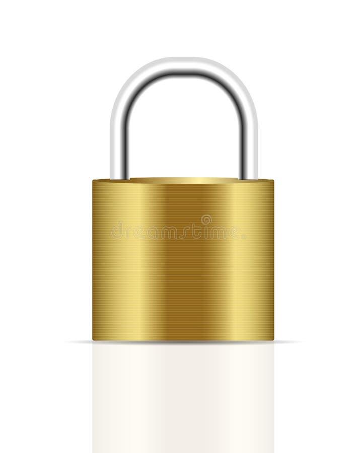 Download Realistic Lock Vector Illustration Stock Vector - Image: 31597687