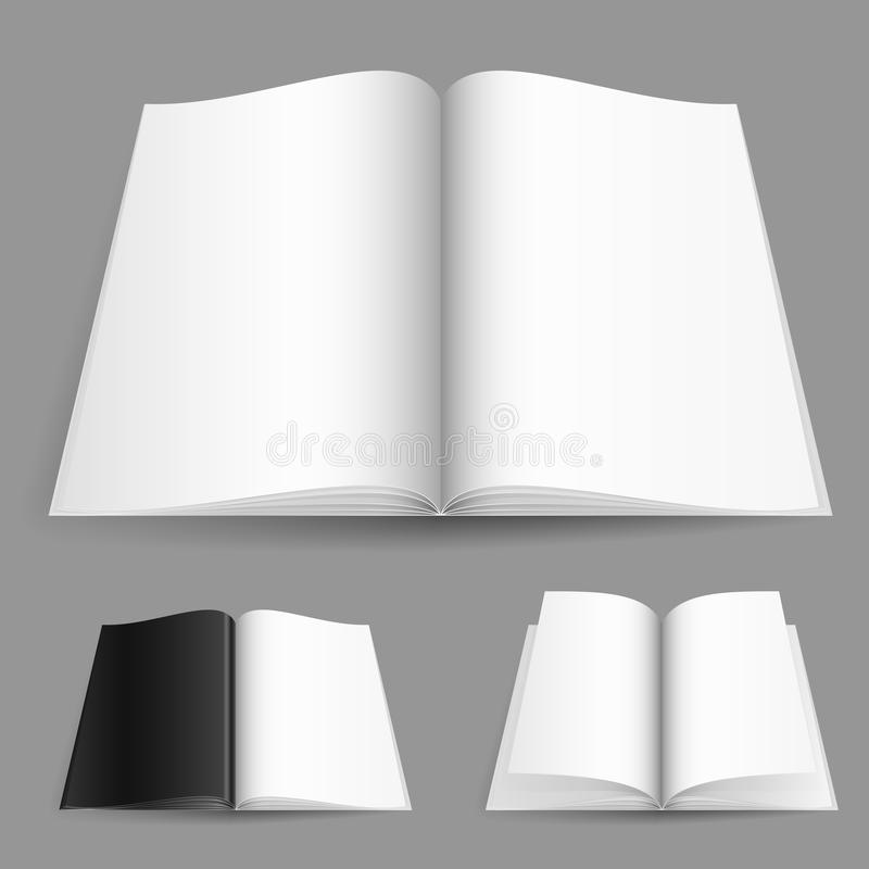 Download Realistic Magazine Set Number One Royalty Free Stock Images - Image: 21523359