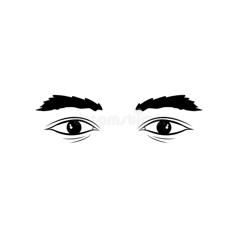 Eye Clip Art Black and White
