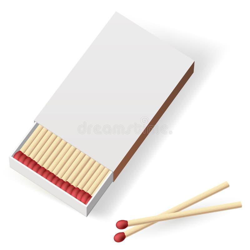 Free Realistic Matchbox Stock Image - 27425621