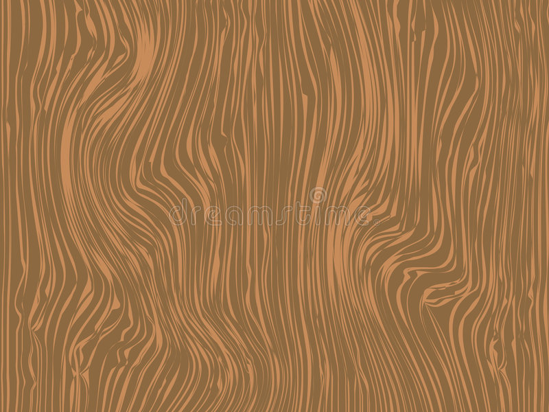 Realistic wood texture royalty free illustration