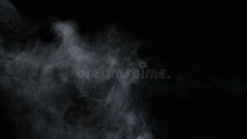 Realistisk för rökmoln för torr is samkopiering för dimma arkivfoton