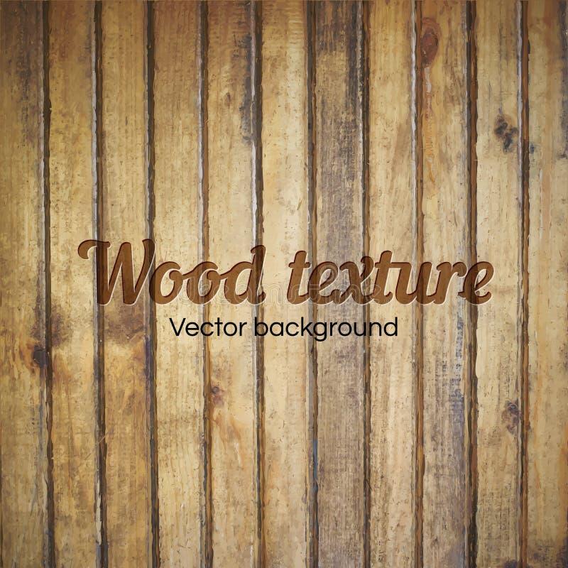 Realistisk textur av blekt trä royaltyfri bild