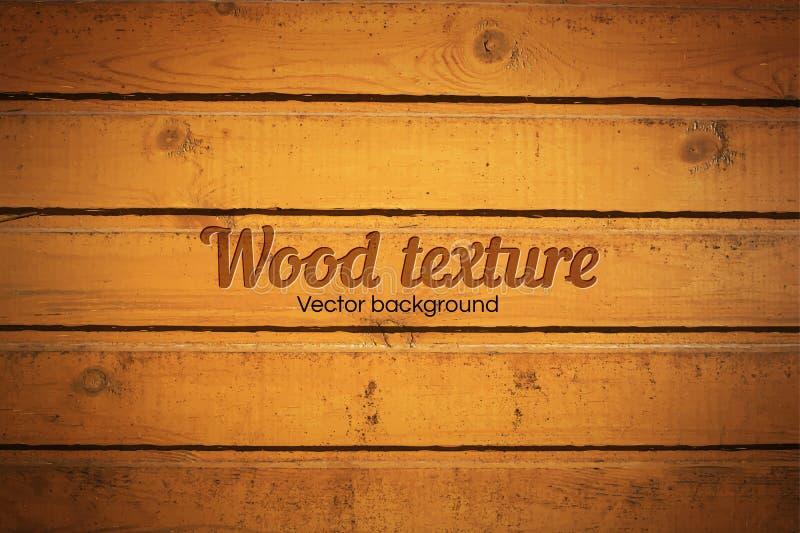 Realistisk textur av blekt trä arkivfoto