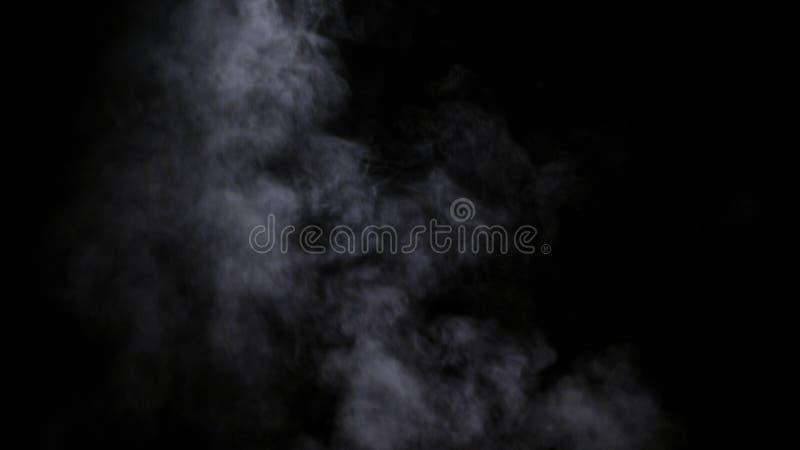 Realistisk torr dimma för rökmoln arkivfoton