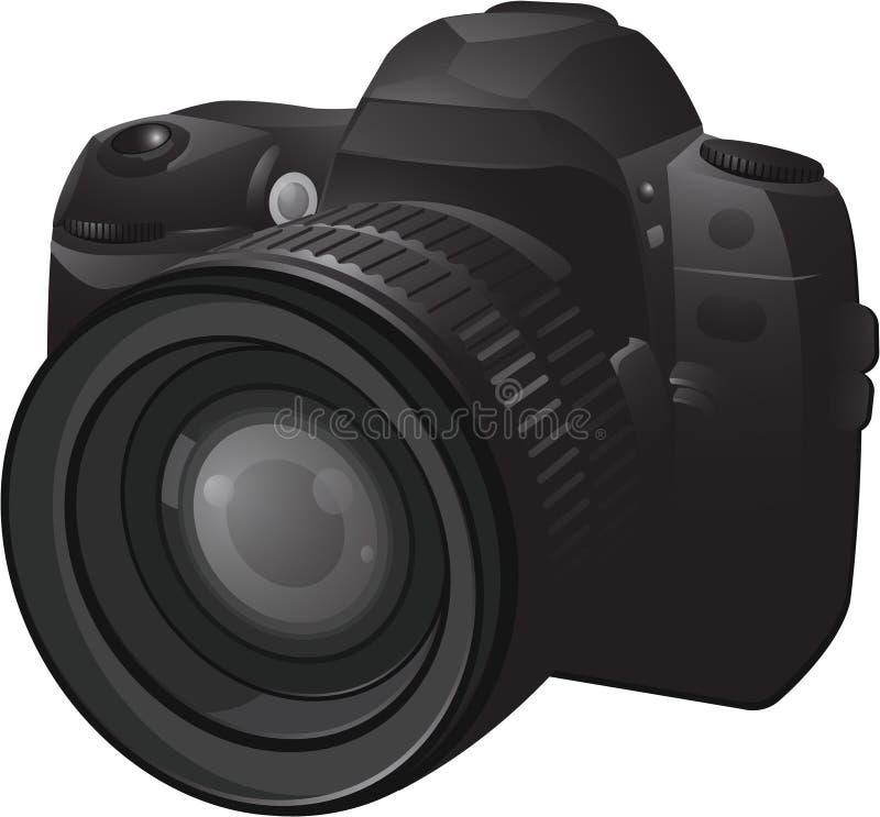 realistyczna kamery fotografia ilustracji