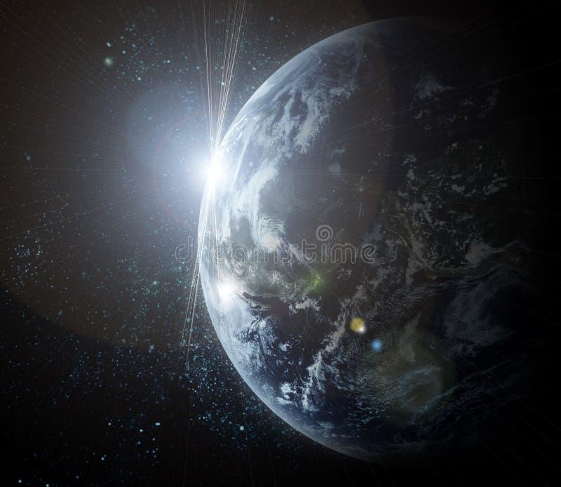 Download Realistyczna planeta ilustracji. Ilustracja złożonej z ilustracje - 28961391